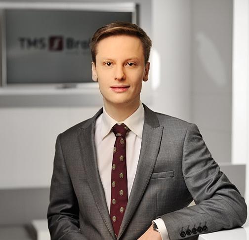 Bartosz Sawicki na podium rankingu Pulsu Biznesu