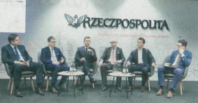 """Dariusz Świniarski uczestnikiem debaty """"Parkietu"""""""