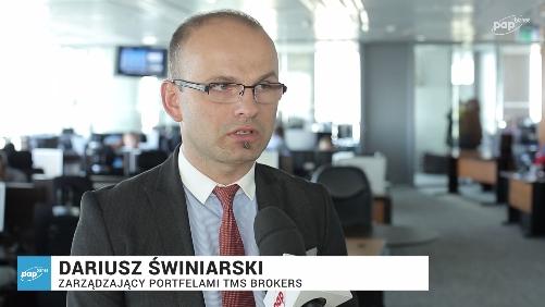 Dariusz Świniarski Zarządzający Portfelami w Serwisie Ekonomicznym PAP